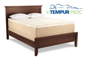Tempur=pedic memory foam mattress